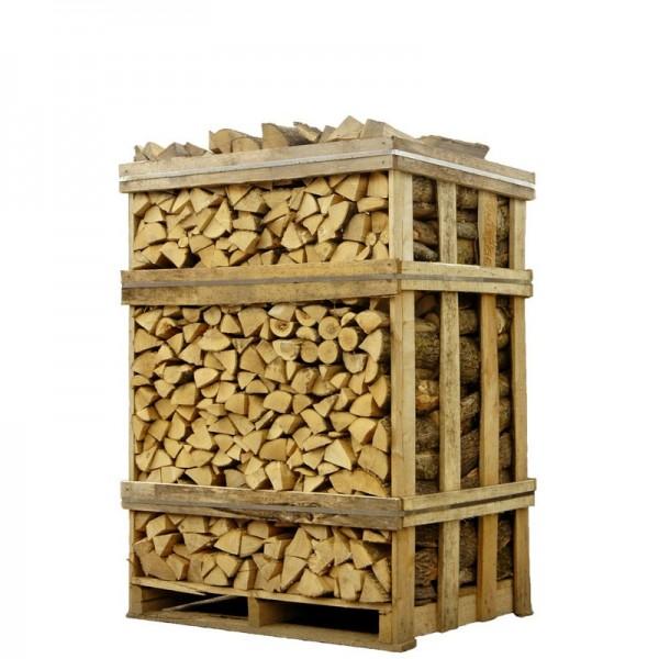 Easy pallet ovengedroogd berken haardhout