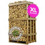 Essen haardhout XL   hele pallet (ca.120x80x210cm)