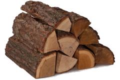 Haardhout eikenhout