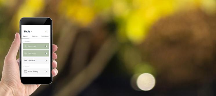 Tuinverlichtingswinkel In-Lite producten lampen